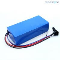 Wholesale Nmc 60v 20ah Lithium Ion Battery 320*160*70mm Environmental Friendly from china suppliers