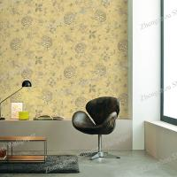 Wholesale PVC free Non-woven Plant Korea Wallpaper for home decoration from china suppliers