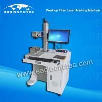 Wholesale 20w Fiber Laser Marking Machine Nameplate Engraving Machine from china suppliers