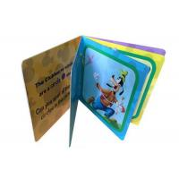 Quality Glossy Cardboard Paperback Children Books Printing Children's Books CMYK Color for sale