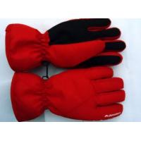 Wholesale Youth polyester winter ski gloves from china suppliers
