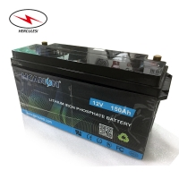 Wholesale Deep Cycle LiFePO4 150ah 12V Rechargeable Battery Pack from china suppliers