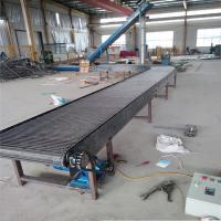Wholesale Slat Low Profile Conveyor , Mobile Roller Conveyor Customized Size from china suppliers