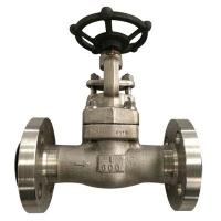 Wholesale ASTM A182 F316L Forged Steel Gate Valve Integral Type Weld Bonnet Gate Valve from china suppliers
