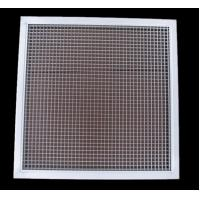 Wholesale aluminum air conditioner exhaust eggcrate grille for ventilation(EG-G series) from china suppliers