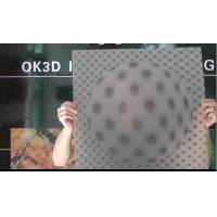 Wholesale DOT Parallex Fly-eye 3d animation lenticular software with 360 degrees 3d effect with animation lenticular effect from china suppliers