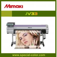 Wholesale Mimaki JV33 Large Format Printer,1.6m eco solvent printing machine.Distributor of mimaki from china suppliers