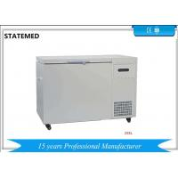 Wholesale CFC Free Laboratory Deep Freezer 258L With Digital LED Display Microprocessor Control from china suppliers