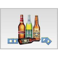Wholesale Beer Label Vacuum Metallized Paper Laminate Sheets Chemical Type , Width 200mm-2000mm from china suppliers