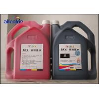Infinity Sk4 Seiko Solvent Ink / Challenger Sk4 Eco Solvent Printer Ink For Spt Printhead