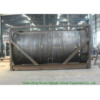 T14 ISO Tank Container 20FT For Chemical Trichlorosilane SiHCl3