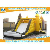 Wholesale Puncture Proof Toddler Bouncy Castle , Inflatable Castle Bouncer For Kids Games from china suppliers