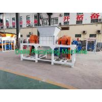 Wholesale Durable Heavy Duty Metal Shredder Industrial Metal Shredder Double Shaft Design from china suppliers