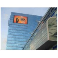 6mm Pixel Pitch Outdoor Advertising LED Display 1RGB LED Configuration