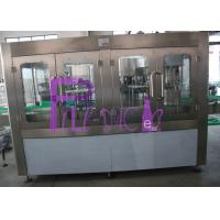 Wholesale 2500BPH Capacity 5L Bottle Drinking Water Filling Plant with PLC Control from china suppliers