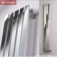 Wholesale Linear Vertical 1800mm Tall Chrome Designer Radiator F5L-V18 from china suppliers