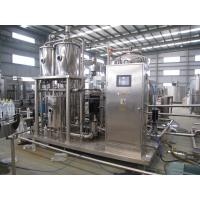High Pressure Carbonated Beverage Mixer Machine 1000 - 6000 L/hr
