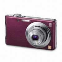 Wholesale 16.1-megapixel Digital Camera with 4x Optical Image Stabilized Zoom and 720 Pixels HD Video Capture from china suppliers