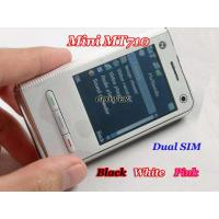Wholesale Mini Mt710 H710 Dual SIM Quad Band Unlocked Mobile Phone from china suppliers