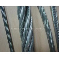 Wholesale 6x37+FC 6x37+IWS 6x37+IWR Marine Galvanized Steel Wire Rope from china suppliers