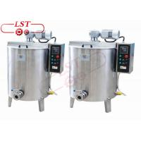 Wholesale Stainless Steel Chocolate Melting Machine With 500L Chocolate Tank And Pump from china suppliers