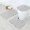 Buy cheap Velvety Rectangular Shower Tufted Bath Mat Fast Drying from wholesalers