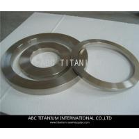 Wholesale high qualiy titanium ring forging from china suppliers