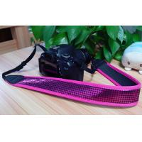 Wholesale Quickrelease textured neoprene DSLR camera neck belt strap for Canon with relieving stress from china suppliers
