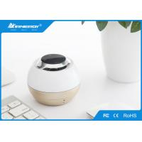 Lightweight Wireless Bluetooth Mini Subwoofer Speaker With LED Music