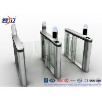 Wholesale Luxury Speed Gate Turnstile Gate Visit Management System For Bank Building from china suppliers