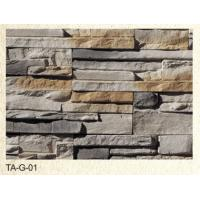 2014 hot sell light weight exterior faux brick panel of