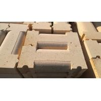 Wholesale Diffrent Shape Fire Resistant Heat Proof Bricks Used Glass Furnace Or Blast Furnace Ovens from china suppliers