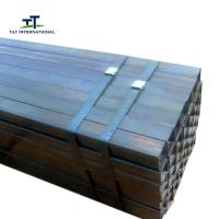 Wholesale Q235B ASTM A36 SS400 2 Inch Ss Square Pipe , Erw Square Tube Metallic Color from china suppliers