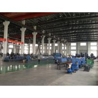 Wholesale High frequency High Speed welded tube mill line for custom made steel pipes from china suppliers