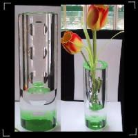 Decorative wood vases images images of decorative wood vases for Phoenix glass decorating co