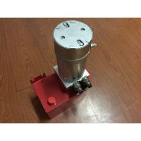 Vertical Mounting 12 Volt DC Hydraulic Power Units 210 bar for fork lift with different speed