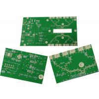 Wholesale FR4 UL 94v0 PCB Prototype Customed Electronics Board Green Color from china suppliers