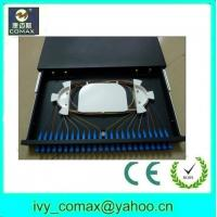 Wholesale 12core,24,48core fiber optic patch pannel drawer type from china suppliers