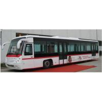 Wholesale Aluminum Apron Tarmac Coach Shuttle Bus To The Airport 13m×3m×3m from china suppliers