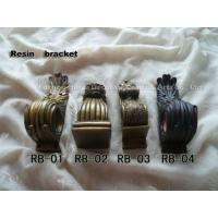 Quality Resin Bracket For Curtain Pole for sale