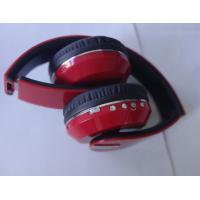Wholesale Fashion Stereo Foldable Bluetooth Headset HF-BH801 from china suppliers