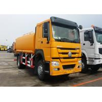 HW76 Cab Water Sprinkler Truck , 400L Tank Water Carrier TruckWith 290HP Engine