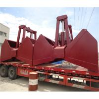 Wholesale Clamshell Type Electro Hydraulic Grabs for Ship Crane Dry Bulk Cargo Loading 28T 6 - 15CBM from china suppliers
