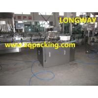 Wholesale Beer/wine/water bottle wet melt glue label machine from china suppliers