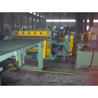 China Cut To Length Machines , Steel Coil Slitting Line For Construction on sale
