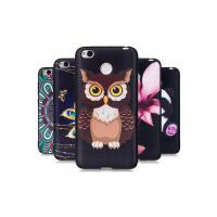 Wholesale Soft TPU Bumper Protect Camera Anti - Scratch Phone Case Owl Embossment from china suppliers
