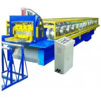 Wholesale Auto Operation Standing Seam Metal Roof Machine 12-18m/Min CE SGS Approved from china suppliers