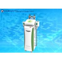 China Multifunction Cryolipolysis Slimming Machine 2inch Handle with Ultrasonic Techenical wholesale