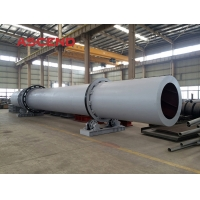 Wholesale Gypsum Ore Concentrate Rotary Drum Dryer from china suppliers