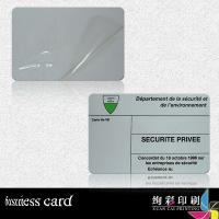 Wholesale Printable Blank PVC Cards With Magnetic Stripe For Bank , Enterprise from china suppliers